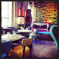 Снимок сделан в Miami Grand Cafe by Sergey Gladun пользователем Катюша💞 4/20/2013