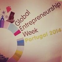 Photo taken at Associacao Comercial de Lisboa by Margarida P. on 11/19/2014