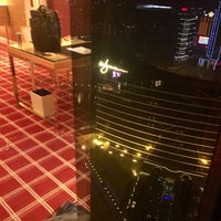 Photo taken at Encore Tower by Chenghao F. on 3/16/2017
