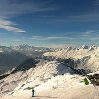 Foto scattata a Bettmeralp da MrTomCologne il 12/24/2012