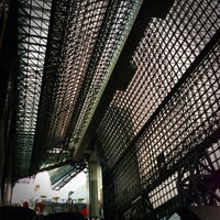 Photo taken at Kyoto Station by kazuchoice on 4/24/2013