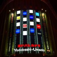 Photo taken at Yodobashi-Umeda by kazuchoice on 9/24/2012
