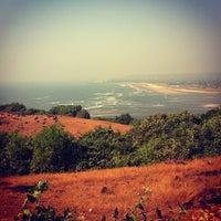 Photo taken at Chapora Fort by Oleg Reshaet on 12/10/2012