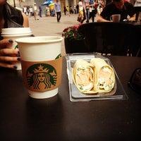 Photo taken at Starbucks by Oleg Reshaet on 6/18/2013