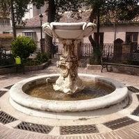 Photo taken at Palacio De La Cotilla by Jorge T. on 7/20/2013