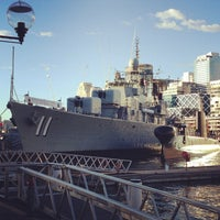 Photo taken at Australian National Maritime Museum by Marco T. on 5/20/2013