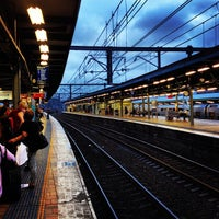 Photo taken at Central Station (Platforms 16 & 17) by Marco T. on 3/2/2013