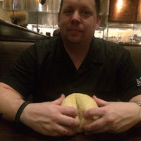 Photo taken at Firebirds Wood Fired Grill by Jason N. on 1/1/2014