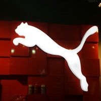 Photo taken at The PUMA Store by Humberto H. on 10/27/2013