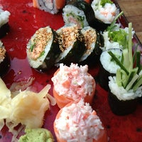 Снимок сделан в Oto Sushi пользователем Wredniak 5/15/2013