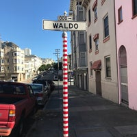 Photo taken at Russian Hill by Léo K. on 5/21/2017