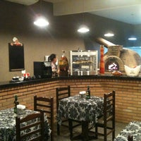 Photo taken at Dom Marco - Pizza Bar by Luciano A. on 6/8/2013