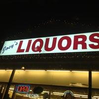 Photo taken at Joey's Liquors by Jasper S. on 12/18/2012