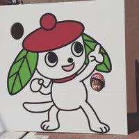 Photo taken at 三軒茶屋ふれあい広場 by pu-tan on 3/27/2016