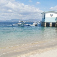 Photo taken at Beach View, Camayan Beach Resort by iAn w. on 12/14/2014