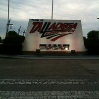 Photo taken at Talladega Superspeedway by Billy R. on 4/27/2013