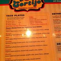 Photo taken at El Cortijo by geoff s. on 12/1/2012