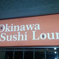 Photo taken at Restaurante Okinawa Sushi lounge by Tuyo I. on 12/21/2013