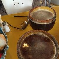 Photo taken at El Encanto Jarocho by Patricia A. on 5/17/2015