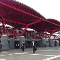 Photo taken at Makuhari Messe by Hiroto I. on 10/25/2012