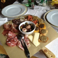 Photo taken at Antica Trattoria Stefani by Francesco A. on 3/9/2013