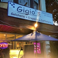 Photo taken at Gigio's Gelateria by Brian on 6/2/2013