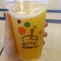Photo taken at Tea One - Bubble Tea by Daniela S. on 5/14/2013