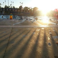 Photo taken at Van Nuys Sherman Oaks Pool by Levi L. on 6/26/2013