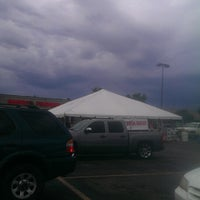 Photo taken at Harbor Freight Tools by Julie N. on 8/25/2013