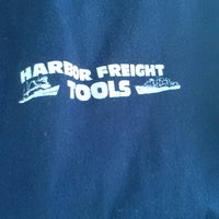 Photo taken at Harbor Freight Tools by Julie N. on 5/13/2013