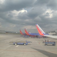 Photo taken at Dallas Love Field (DAL) by Tristan W. on 5/10/2013