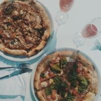 Photo taken at Da Saro Pizzeria by Sole G. on 7/18/2014
