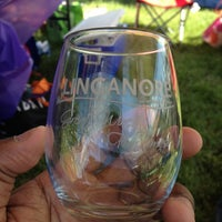 Photo taken at Linganore Winecellars by Kasseem S. on 5/25/2013