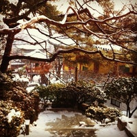 Photo taken at 보문사 (普門寺) by Ji Ho P. on 2/10/2013