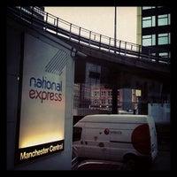 Photo taken at National Express / Eurolines Coach Station by Ji Ho P. on 9/16/2012