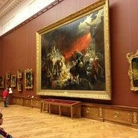 Снимок сделан в Русский музей пользователем Alexander S. 2/10/2013