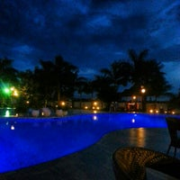 Photo taken at Doubletree by Hilton Dar es Salaam - Oysterbay by Robert W. on 3/11/2013