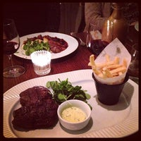 Photo taken at Côte Brasserie by Natthanit R. on 4/16/2014