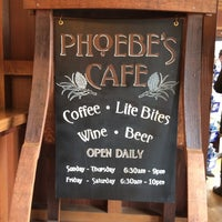 Photo taken at Phoebe's Cafe by MiniME on 10/16/2015