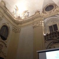 Photo taken at Palazzo Pepoli - Museo della Storia di Bologna by George M. on 10/12/2013