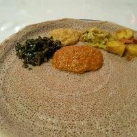 รูปภาพถ่ายที่ Nile Ethiopian โดย Ed S. เมื่อ 11/8/2013