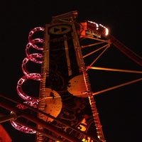 Photo taken at Hollywood Rip Ride Rockit by Andrew v. on 6/27/2013