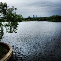 Foto scattata a Lake of the Isles da Andrew v. il 5/27/2013