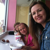 Photo taken at sweetFrog by Jason on 4/11/2013