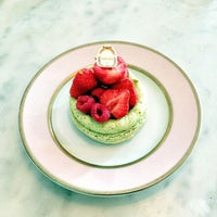 Photo taken at Ladurée by Anastasia B. on 7/18/2013