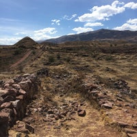Photo taken at Ruinas Piquillaqtay by Nao on 9/5/2016