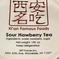 Снимок сделан в Xi'an Famous Foods пользователем Daniel E. 7/21/2018