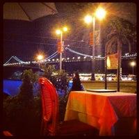 Photo taken at Chaya Brasserie by Robert C. on 11/15/2012