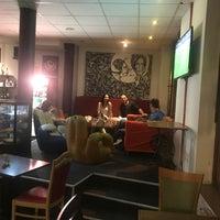 Photo taken at Kafe Nervosa by Roman M. on 5/13/2017