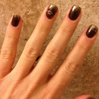 Photo taken at Linda Nails by Donna L. on 1/8/2013
